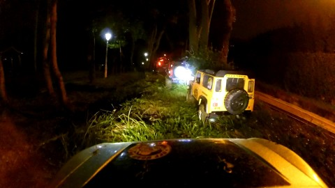 25 Mart 2015 Hidiv Kasrı Buluşması Araç Üzeri Çekim – Car Action [Video]