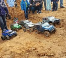 Beykoz RC Scale Crawler – BEYOFF Trial Race Riva 06.11.2016 [Video]