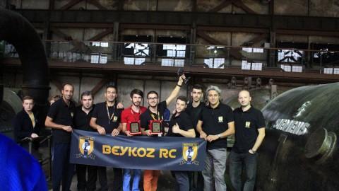 Beykoz RC İlk Yarışında İki Ödülle Eve Döndü
