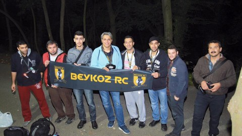Beykoz RC Off Road 16.10.2015 Buluşması