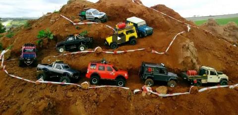 Beykoz RC Off-Road 29.10.2015 Kurtköy Buluşması [Video]