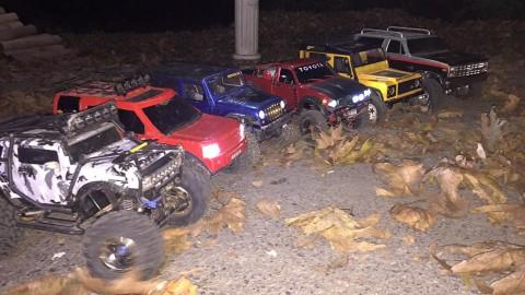 Beykoz RC Off Road 20.11.2015 Hidiv Kasrı Buluşması