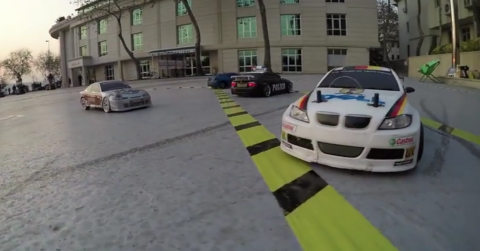 Beykoz RC Drift Can's Drive [Video]