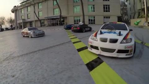 Beykoz RC Drift Can's Drive [Video]