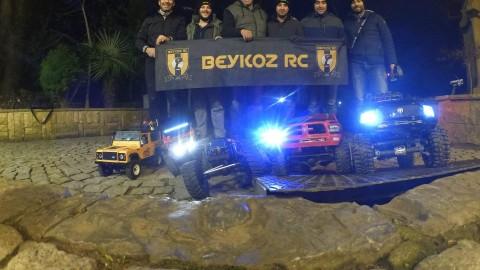 Beykoz RC Off Road 29.01.2016 Hidiv Kasrı Buluşması
