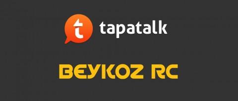 Beykoz RC artık Tapatalk'ta