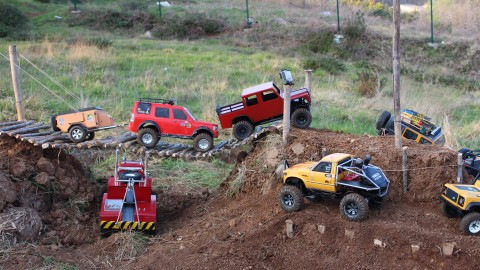 Beykoz RC Crawler Park Açılış Videosu – Crawler Course Intro Video