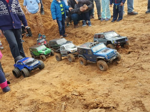 Beykoz RC Scale Crawler – BEYOFF Trial Race Riva 06.11.2016 [Video]