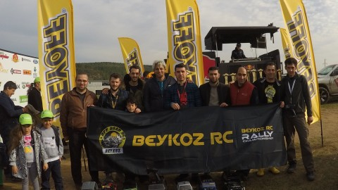 Beykoz RC, Türkiye Trial Şampiyonası 7. Ayak BEYOFF Riva Yarışı'ndaydı…
