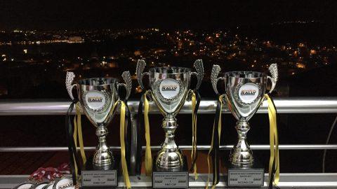 BRC Rally Championship Sezon 2017 Kupaları Sahiplerini Bekliyor