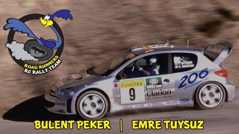 Şampiyonanın Yeni Takımı Road Runners RC Rally Team